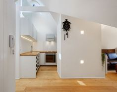 Apartment for a graphic designer, Bressanone, 2014 - beainteriors