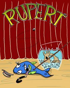 Rupert el Bacalao jajaja Pesimo!!!