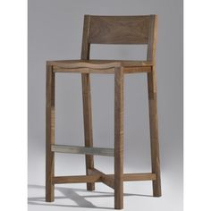 Skylar Bar Stool The Skylar bar stool is a solid wood frame construction with contoured seat. Dining chair and counter stool also available Specifications Material: Steel, Wood Wood Frame Construction, Wooden Bar Stools, Carpentry Projects, Modern Stools, Commercial Furniture, Bar Chairs, Dining Furniture, Counter Stools, Ladder Decor