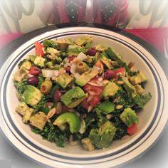 A Kale Salad So Good You'll Scream For Joy - mindbodygreen.com