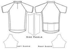 ผลการค นหาร ปภาพสำหร บ Bmx Jersey Design Template