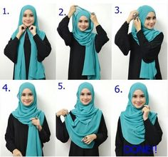 Beautiful Daily Hijab
