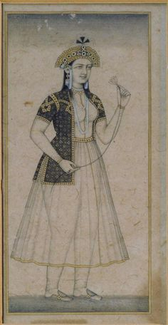 Mumtaz Mahal Mughal Paintings, Islamic Paintings, Old Paintings, Indian Paintings, Le Taj Mahal, Mughal Empire, India Art, Indian Artist, Galaxy Wallpaper