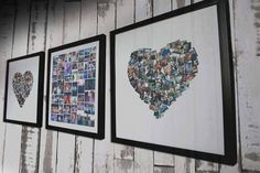 Framed Collage Print - 2 Sizes!