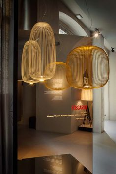 Spokes by Garcia Cumini for Foscarini