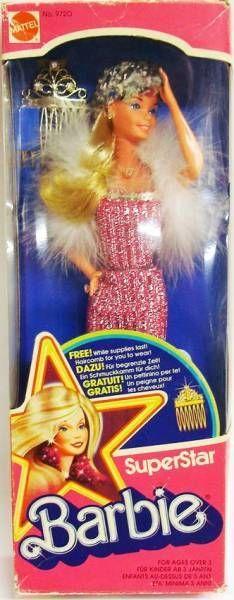 Barbie SuperStar - Mattel 1976 (ref.9720)
