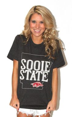 I'm posting this Arkansas Tees only because of family ties!  Not all of us can be perfect LSU fans!!!  LOL!!!