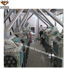 Henan Zhongyuan Roller Co. Flour Mill Machine, Milling, China, Porcelain