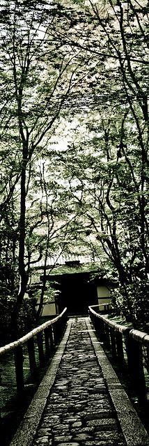 Koto-in temple, Kyoto, Japan
