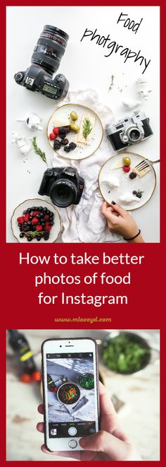 Ten tips to help you take better photos of food #foodphotography