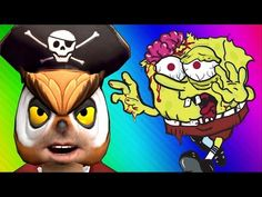 Spongebob Zombies! (Call of Duty WaW Zombies Custom Maps, Mods, & Funny Moments) - YouTube