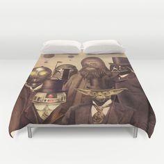 Victorian Wars by Terry Fan #duvetcovers #bedroom