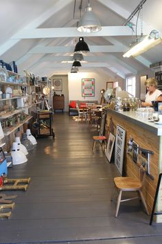 The Vintage Store, St Ives, Cornwall