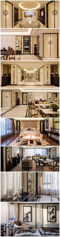 Beijing Xishan, Beijing 10 luxury, inheritance of a low-key luxury concept, using the hearty symmetrical lines, hide the details of white inside, to atmospheric restrained create dongfangshen pulp. Very satisfied with the party, said Beijing is the best model of the housing!