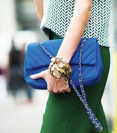 Inspiring street style accessories.