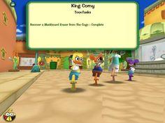 Toontown Online Screenshot