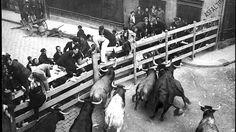Pamplona abc 1926 Así nacieron los Sanfermines
