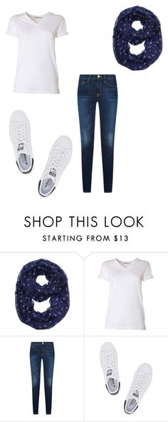 """""""Untitled #347"""" by markovickristina ❤ liked on Polyvore featuring T By Alexander Wang and adidas Originals"""