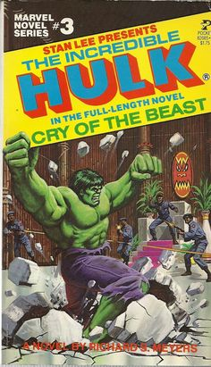 The Incredible Hulk in Cry of the Beast