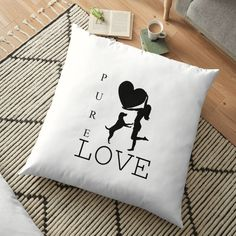 Young Fathers, Floor Pillows, Throw Pillows, Dog Lovers, I Am Awesome, Best Friends, Pillow Covers, Flooring, Pure Products