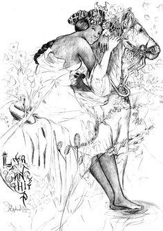Noiva cigana