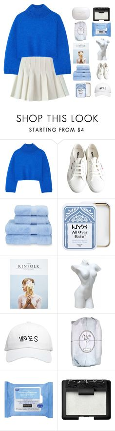 """IT'S LIKE I NEVER HAD A CHANCE + TAG"" by lonelyhearts-clubb ❤ liked on Polyvore featuring CO, Vika Gazinskaya, Superga, Christy, Kinfolk, October's Very Own, Fresh, Neutrogena, NARS Cosmetics and H2O+"