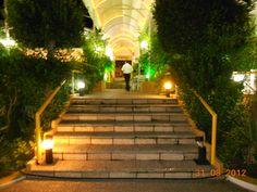 The Garden: best restaurant in Faliraki, Rhodes, Greece. 2012.