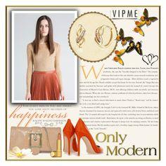 """VIPme I/18"" by tanja133 ❤ liked on Polyvore featuring mode, Gianvito Rossi, Estée Lauder, women's clothing, women, female, woman, misses, juniors en vipme"