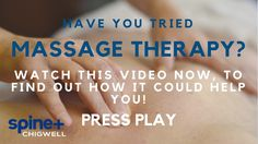 Massage Therapy | Spine Plus Clinic Chigwell | Essex | East London | Lon...