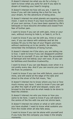 Oriah Mountain Dreamer The Invitation Meaning Best Custom