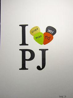 I Heart PJ /