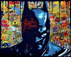 Magasin : Pop shop. Tableau : Back To Batman.