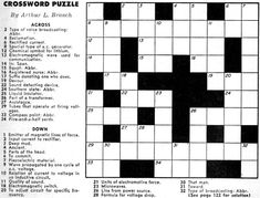 Crossword Puzzles for Adults - Best Coloring Pages For Kids Printable Crossword Puzzles, Big Bang Theory, Coloring Pages For Kids, Esl, Women Empowerment, Literacy, Pilot, Spaces, Book