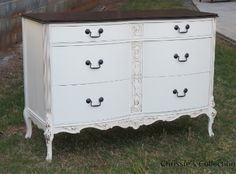 Painted Dresser by Chrissie's Collection
