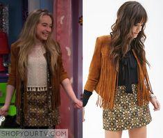 Girl Meets World: Season 2 Episode 8 Maya's Printed Skirt