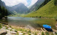 Seealpsee - jezioro Szwajcaria