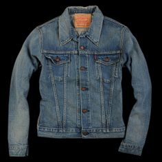 0ee4093807f Levi s Vintage Clothing - 1967 Type III Trucker Jacket in Dizzy