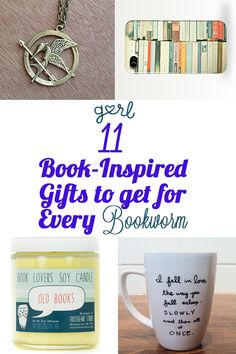 11 Unique Gifts Every True Bookworm Will Love