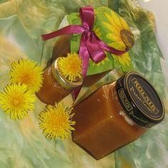 Pampeliškový med s citrusy
