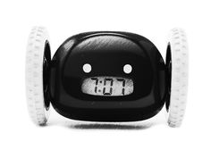 Clocky & Tocky - Alarm clocks that literally get you off your bed