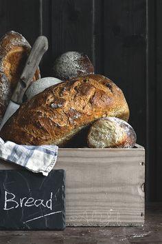 Photograph Bread by Aisha Yusaf on 500px