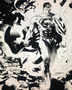 """7,485 Likes, 164 Comments - Jorge Jimenez (@jorge_jimenez_comicbookartist) on Instagram: """"This time I had fun doing a more realistic and classic cover, hope you like it, friends!! #superman…"""""""