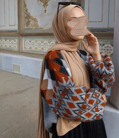 Stylish Hijab, Casual Hijab Outfit, Hijab Chic, Cute Casual Outfits, Hijab Turban Style, Mode Turban, Modesty Fashion, Muslim Fashion, Fashion Outfits
