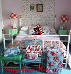 another cute bedroom from happy loves rosie