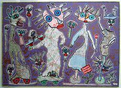 Partiiiir..... - Les cahiers de Joséphine Collage, Ecole Art, Art Plastique, Painting, Europe, Atelier, Visual Arts, Paint, Art Production