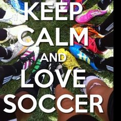 Happy Valentines Day to all the soccer players that their only date for today are soccer balls. <3