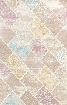 Padişah Klasik K535-060  patchwork halı modelleri fiyatları