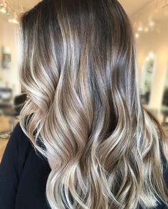 Nothing is better than the blend of balayage! #inlove