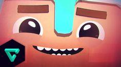 Diamantes by iTownGamePlay - Un Vídeo Musical de Minecraft (Animación de...