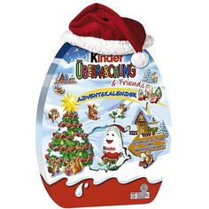 Days Till Christmas, Christmas 2014, Christmas Ornaments, Chocolate Advent Calendar, Your Surprise, Christmas Chocolate, Friends, Make It Yourself, Holiday Decor
